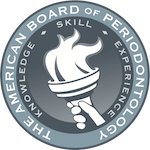 The American Board of Periodontology seal of approval